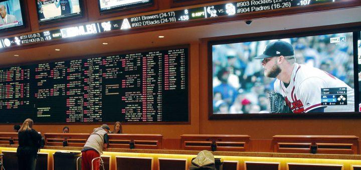 MLB at the betting house