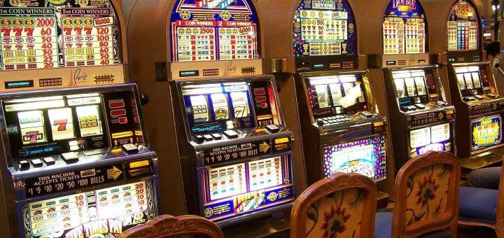 slot machine retro